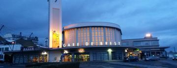 Hôtels près de: Gare de Brest