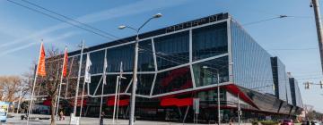 Ondrej Nepela Arena: hotel