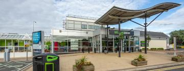 Hotels near Charnock Richard Services M6