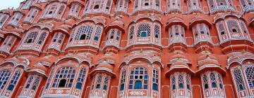 Hotels near Hawa Mahal - Palace of Winds
