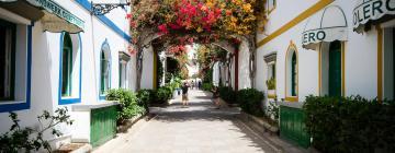 Hoteles cerca de Puerto de Mogán