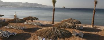 Hotels near Aqaba South Beach