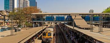 Hotels near Dadar Train Station