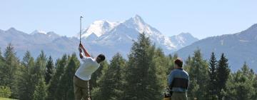 Hotels near Crans-sur-Sierre Golf Club
