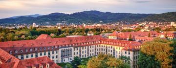 Hotels near University of Freiburg