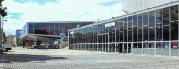 Стадион «Винер Штадтхалле»: отели поблизости