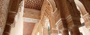 Alhambra: hotel