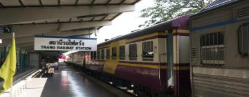 Hotels near Trang Train Station