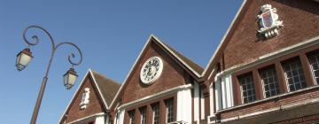 Железнодорожный вокзал Трувиль-Довиль: отели поблизости