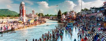 Hoteles cerca de Templo Har Ki Pauri