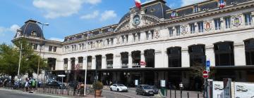 Железнодорожный вокзал Матабо: отели поблизости