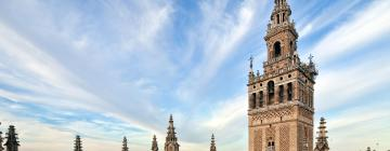 Hotels near La Giralda and Seville Cathedral