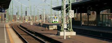 Hotels near Train Station Weimar