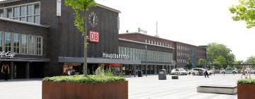 Hotels near Duisburg Central Station