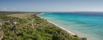 Пляж Байя-де-лас-Агилас: отели поблизости