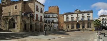 Hotels near Plaza Mayor Caceres
