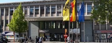 Hotels near Station Hasselt