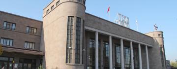 Hauptbahnhof Ankara: Hotels in der Nähe