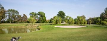 Hotell nära Golf Club Villa Condulmer