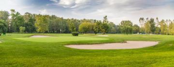 Королевский гольф-клуб El Prat: отели поблизости