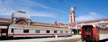 Центральный железнодорожный вокзал Варны: отели поблизости