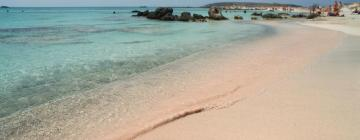 Hotels near Elafonissi Beach