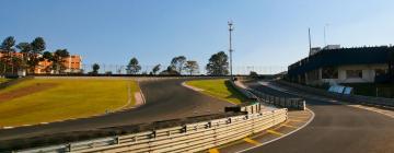 Hotels near Interlagos Motor Racing Circuit