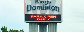 Hotels near Kings Dominion