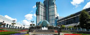 Hotels near Niagara Fallsview Casino Resort