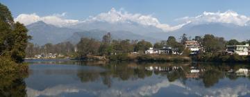 Hotels near Fewa Lake