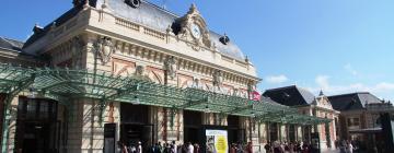 Hoteluri aproape de Gara Nice-Ville