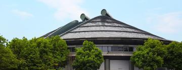 Hotels in de buurt van Hiroshima Green Arena