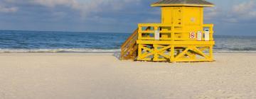 öffentlicher Strand Siesta Key: Hotels in der Nähe