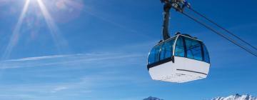 Telecabina del Monte Lussari: hotel