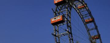Hotels near Vienna Prater Amusement Park