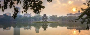 Lago Hoan Kiem: hotel