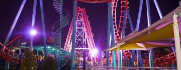 Hotels near Carowinds Amusement Park