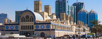 Hotels near Sharjah Mega Mall