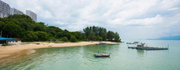 Hotels near Batu Burok Beach