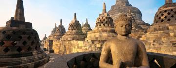 Hotels near Borobudur Temple