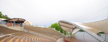 Hotele w pobliżu miejsca Amfiteatr w Mrągowie