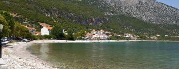 Hotels near Poros Beach