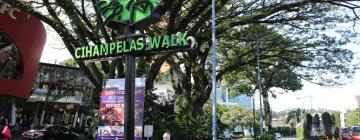 Hotels near Cihampelas Walk