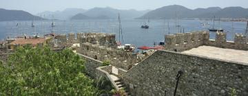 Hotels in de buurt van kasteel van Marmaris