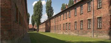 Hotele w pobliżu miejsca Muzeum Auschwitz-Birkenau