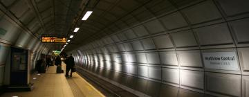 Hotels near Heathrow Terminals 1, 2, 3 Tube Station