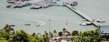 Hotels near Bali Hai Pier