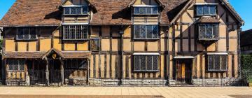 Hotels near Shakespeare Birthplace Trust