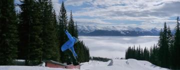 Hotels near Marmot Basin Ski Area