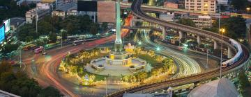 Hotels near BTS-Victory Monument